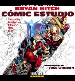 Papel Bryan Hitch Comic Estudio
