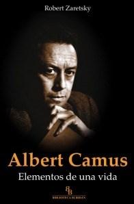 Papel ALBERT CAMUS ELEMENTOS DE UNA VIDA