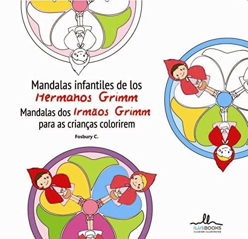 Papel Mandalas Infantiles De Los Hermanos Grimm