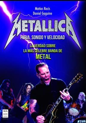 Libro Metallica