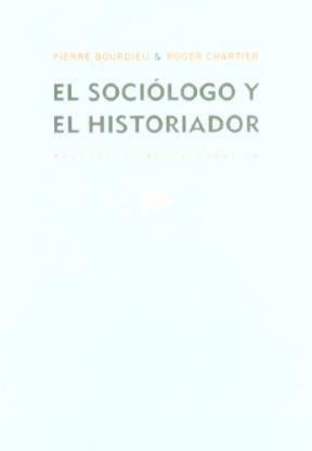 Papel EL SOCIOLOGO Y EL HISTORIADOR