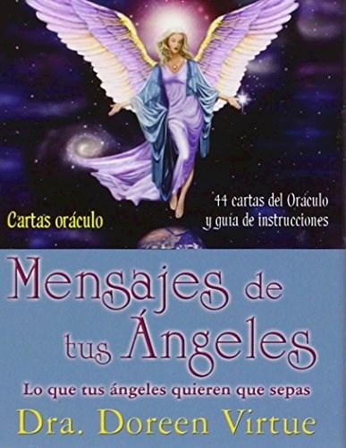 Libro Mensajes De Tus Angeles ( Libro + Cartas )