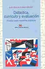 Papel DIDACTICA, CURRICULO Y EVALUACION