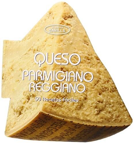Libro Queso Parmigiano Reggiano 50 Recetas Faciles