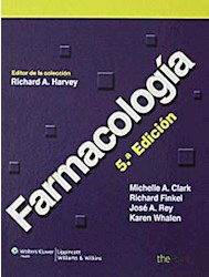 Papel Farmacología (Lippincott S Illustrated Reviews) 5º Ed.
