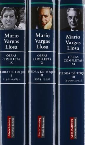 Papel PIEDRA DE TOQUE 3 TOMOS (ESTUCHE)