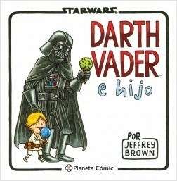 Papel Star Wars.Darth Vader E Hijo