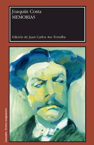 E-book Memorias De Joaquín Costa