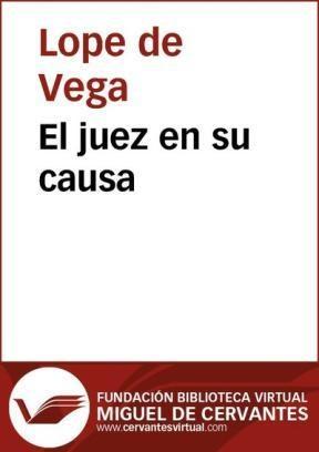 E-book El Juez En Su Causa