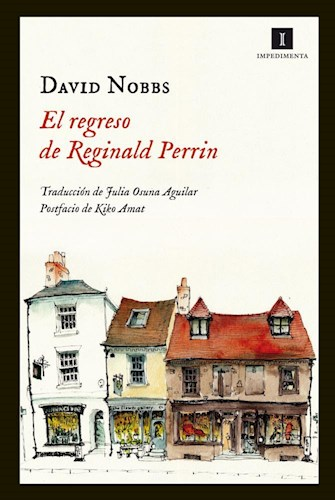 Papel EL REGRESO DE REGINALD PERRIN