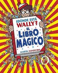 LIBRO DONDE ESTA WALLY LIBRO MAGICO