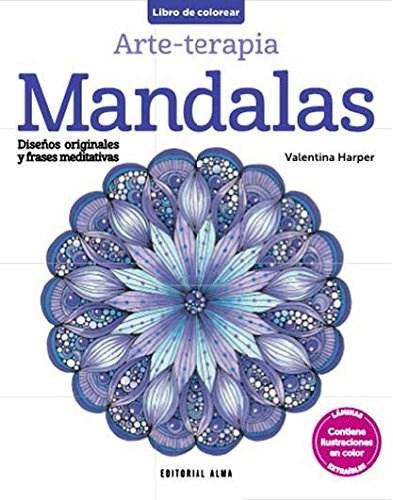 Mandalas Diseños Originales Y Frases Mediativas Coleccion