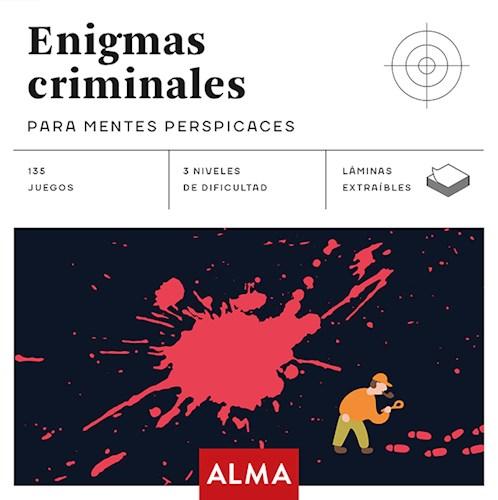 Papel Enigmas Criminales