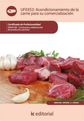 E-book Acondicionamiento De La Carne Para Su Comercialización. Inai0108