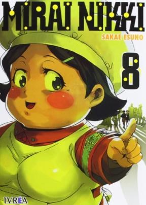 Papel Mirai Nikki 8