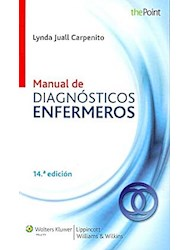 Papel Manual De Diagnosticos Enfermeros Ed.14