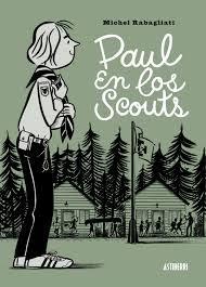 Papel PAUL EN LOS SCOUTS