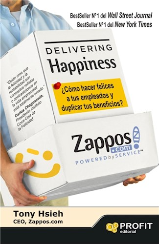 E-book Delivering Happiness.