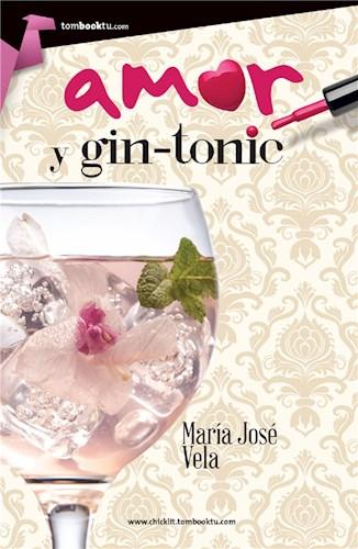 E-book Amor Y Gin-Tonic