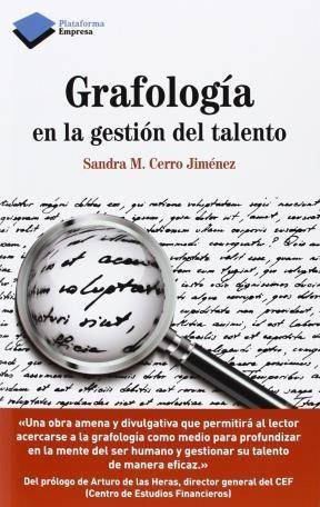 Libro Grafologia En La Gestion Del Talento