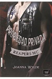 Papel Propiedad Privada (1 Saga Reapers Mc)