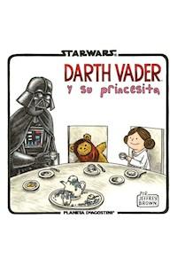 Papel Star Wars Vader Y Su Princesita