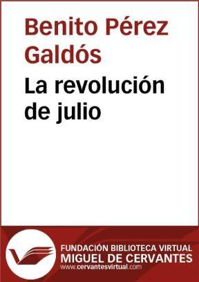 E-book La Revolución De Julio