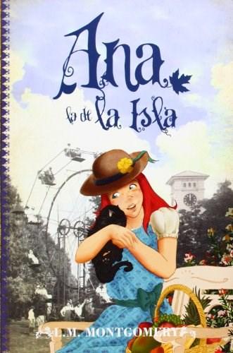 Libro Ana La De La Isla