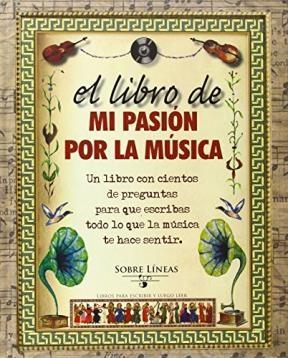Papel Libro De Mi Pasion Por La Musica, El