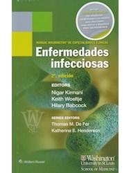 Papel Manual Washington De Especialidades Clínicas. Enfermedades Infecciosas