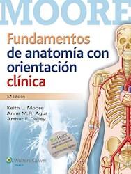 Papel Fundamentos De Anatomía Con Orientación Clínica Ed.5º