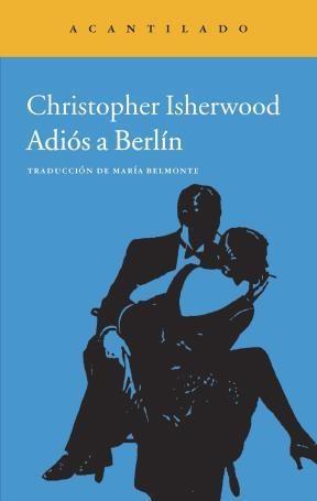 Papel ADIOS A BERLIN