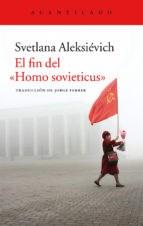 Papel EL FIN DEL <<HOMO SOVIETICUS>>