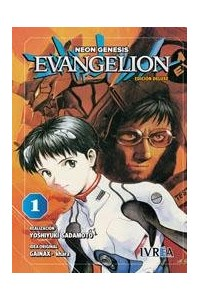 Papel Evangelion Edicion Deluxe 01