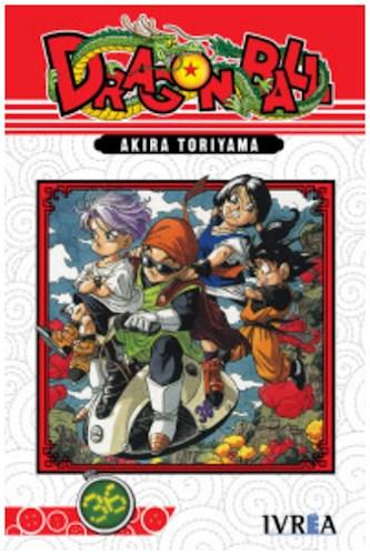 Libro 36. Dragon Ball