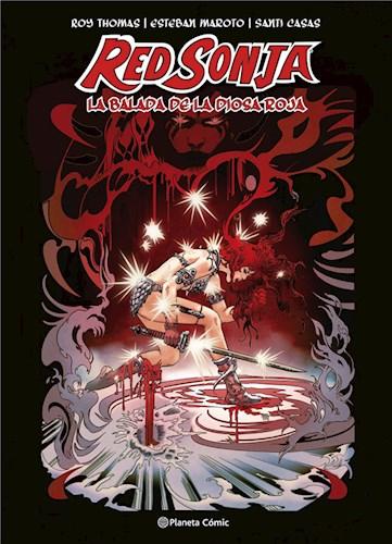 E-book Red Sonja La Balada De La Diosa Roja (Creación Propia)