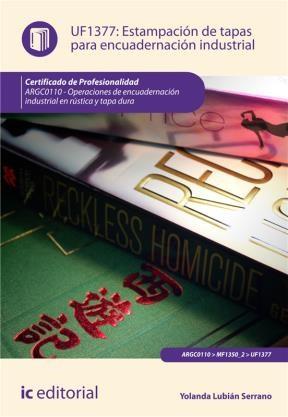 E-book Estampación De Tapas Para Encuadernación Industrial