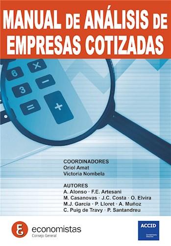 E-book Manual De Análisis De Empresas Cotizadas