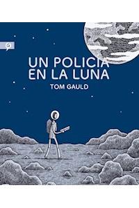 Papel Un Policía En La Luna