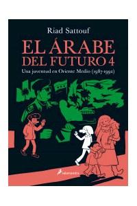Papel El Árabe Del Futuro 4