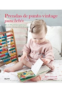 Papel Prendas De Puntos Vintage Para Bebés
