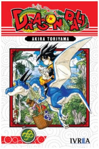 Libro 38. Dragon Ball