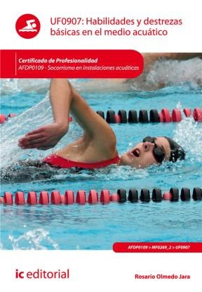 E-book Habilidades Y Destrezas Básicas En El Medio Acuático. Afdp0109