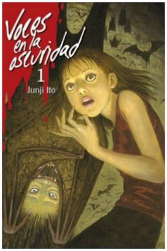 Voces En La Ocuridad De Junji Ito Vol  1