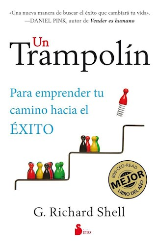 Libro Un Trampolin
