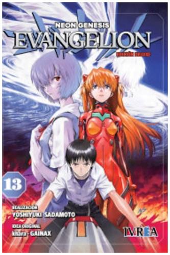 Libro 13. Neon Genesis Evangelion Edicion Deluxe