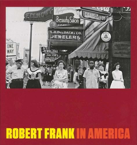 Papel Robert Frank En América