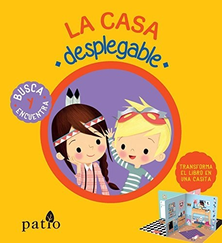 Libro La Casa ( Desplegable )