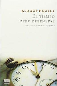 Papel Tiempo Debe Detenerse, El