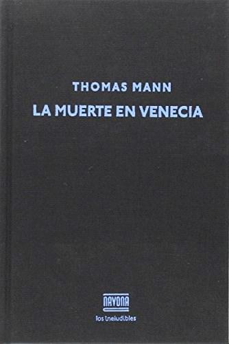 Libro La Muerte En Venecia